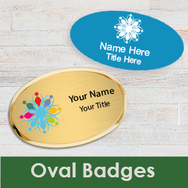 Order Name Tags & Badges, Next Day Shipping   Corp Connect