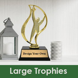 Custom Trophies - Corp Connect