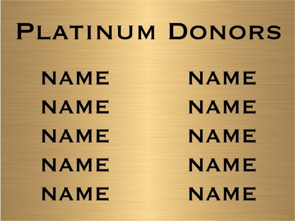 10 Name Brass Plates | 6