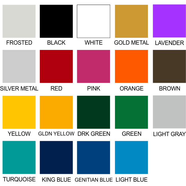Material Color Option