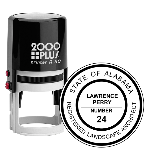 State of Alabama Landscape Architect