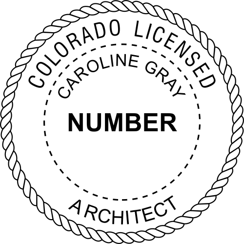 State of Colorado Architect