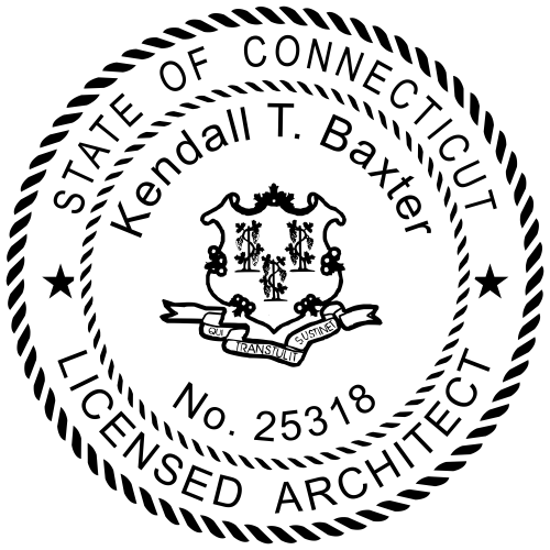 State of Connecticut Architect