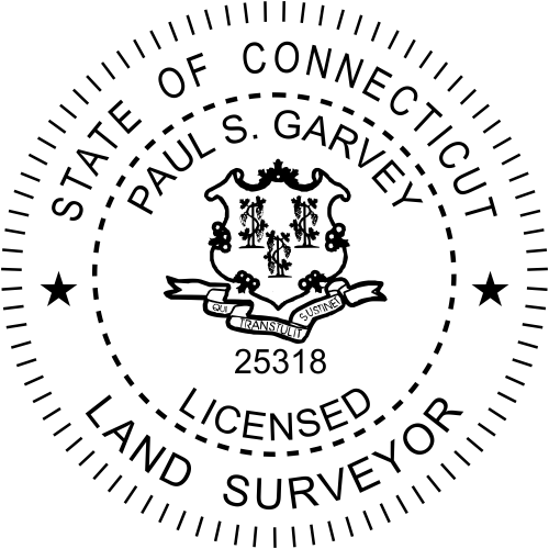 State of Connecticut Land Surveyor