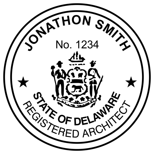 State of Delaware Architect