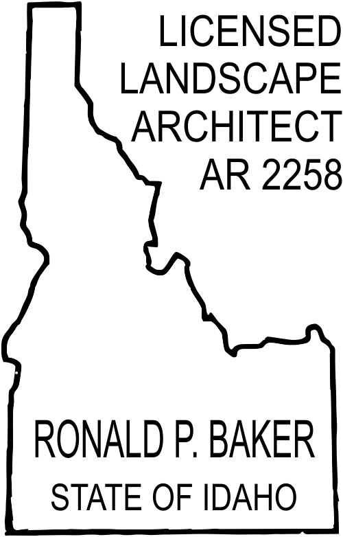 State of Idaho Landscape Architect