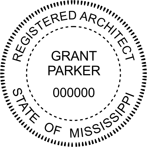State of Mississippi Architect