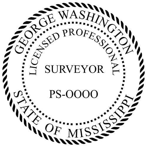 State of Mississippi Surveyor