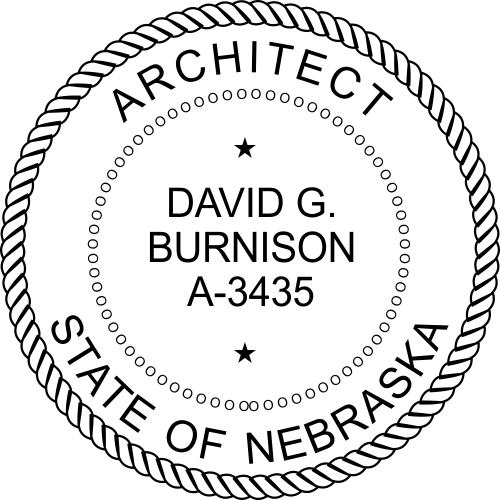 State of Nebraska Architect