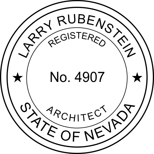 State of Nevada Architect