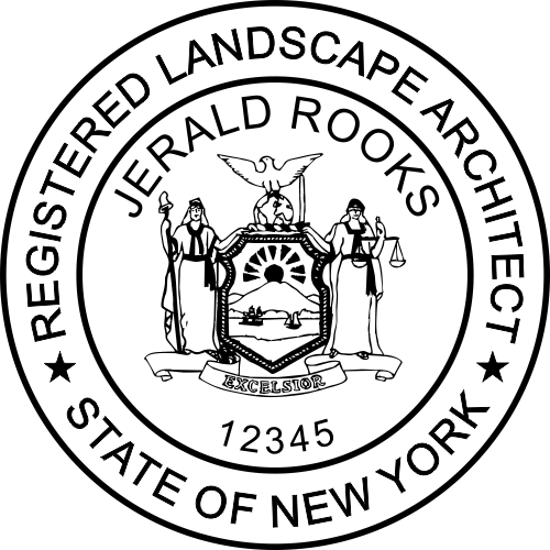 State of New York Landscape Architect