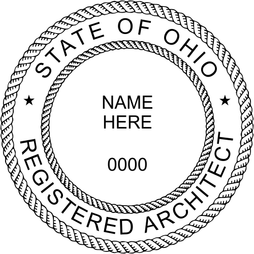 State of Ohio Architect Individual