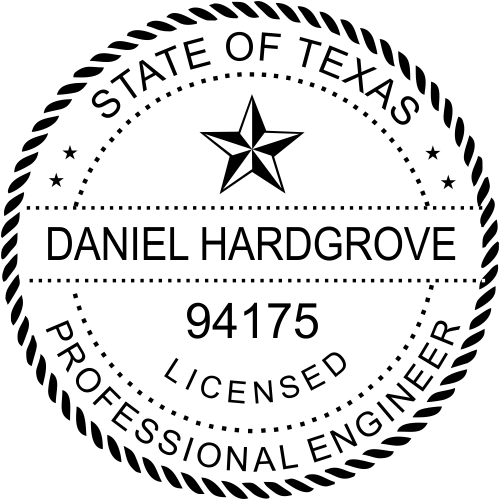 State of Texas Engineer