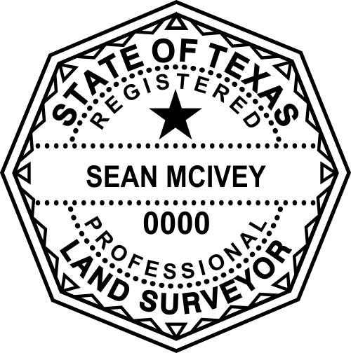 State of Texas Land Surveyor