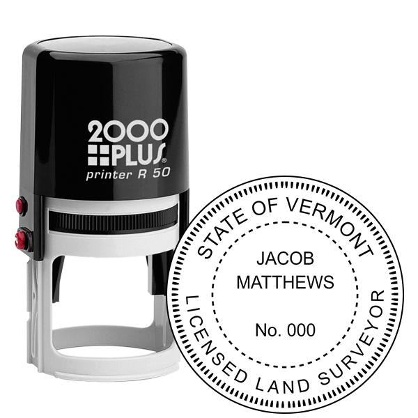 State of Vermont Land Surveyor
