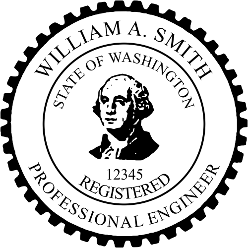 State of Washington Engineer