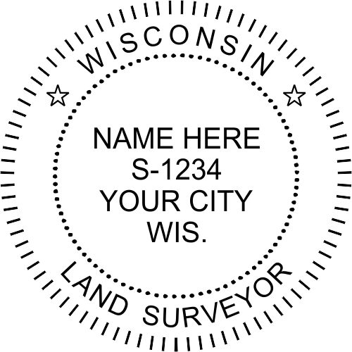 State of Wisconsin Land Surveyor