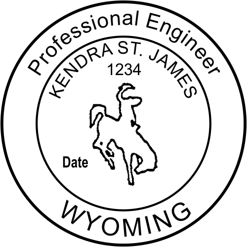 State of Wyoming Engineer