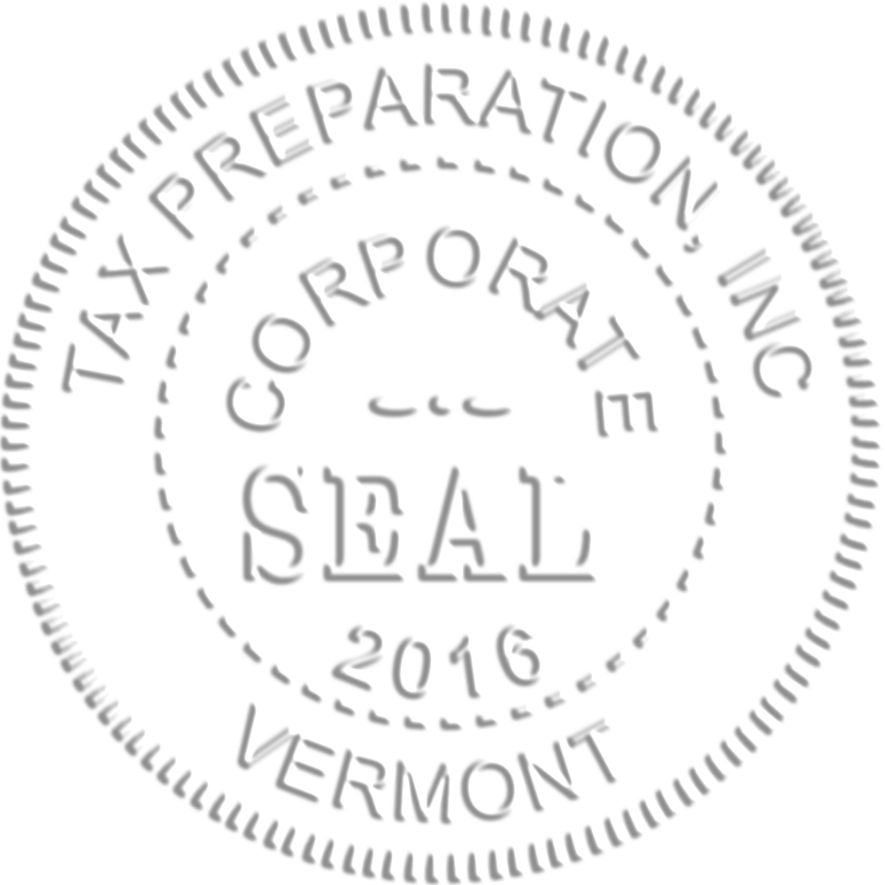 Corporate Seal Embosser with Year