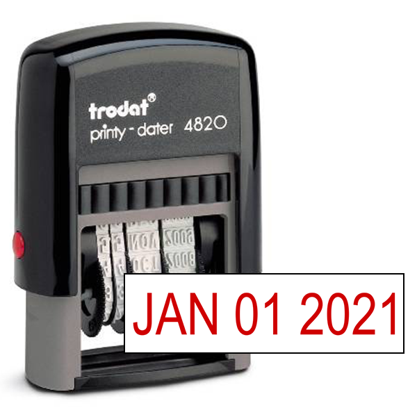Trodat 4820 Dater Stamp