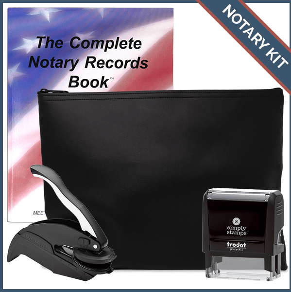 Oregon Common Notary Kit