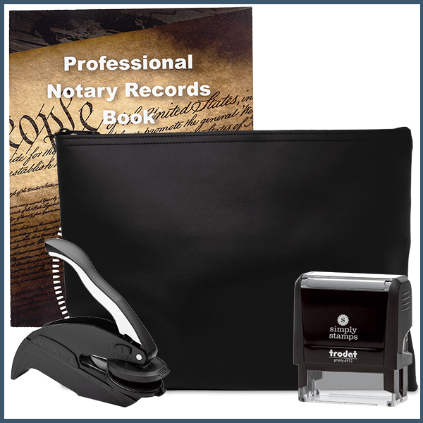 Connecticut Common Notary Kit