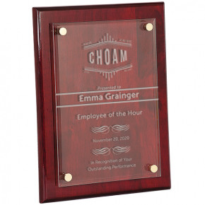 Honorary Donor Floating Acrylic Plaque