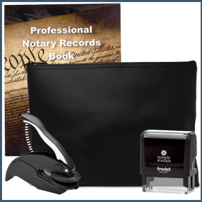 District of Columbia Common Notary Kit