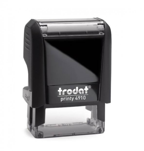 Trodat Self Inking 4910 - Black Ink