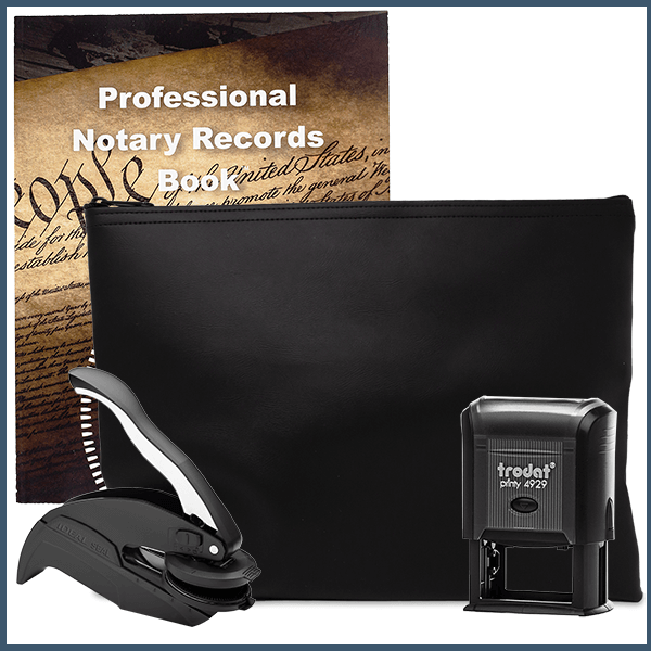 Hawaii Common Notary Kit