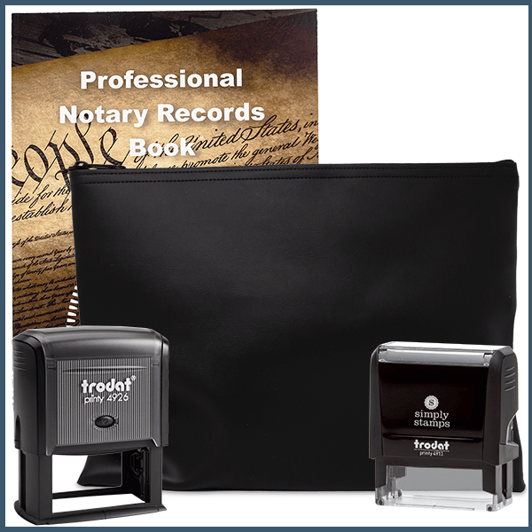 Illinois Common Notary Kit