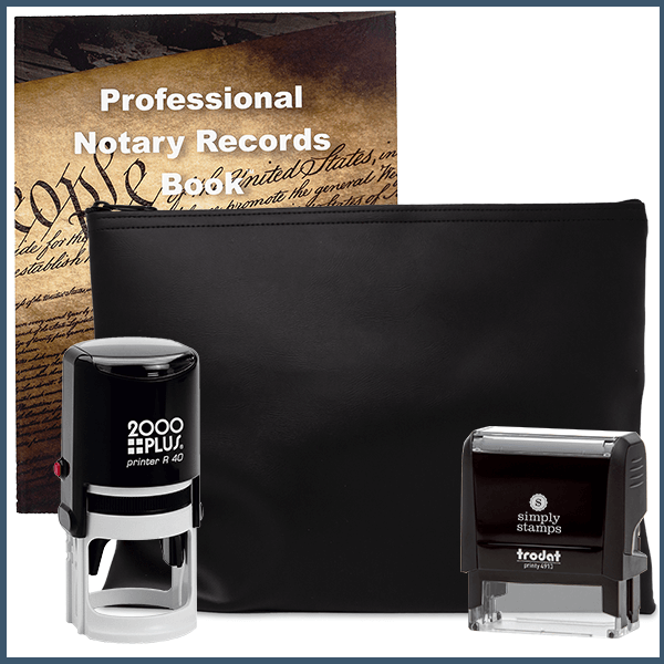 North Dakota Common Notary Kit