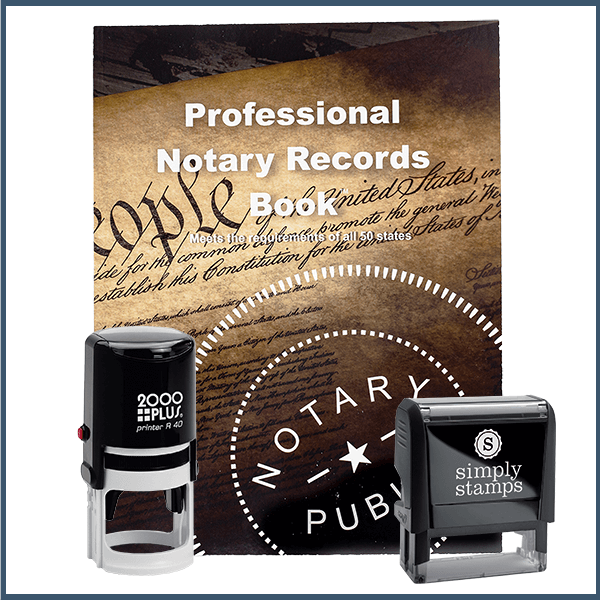 Tennessee Value Notary Kit