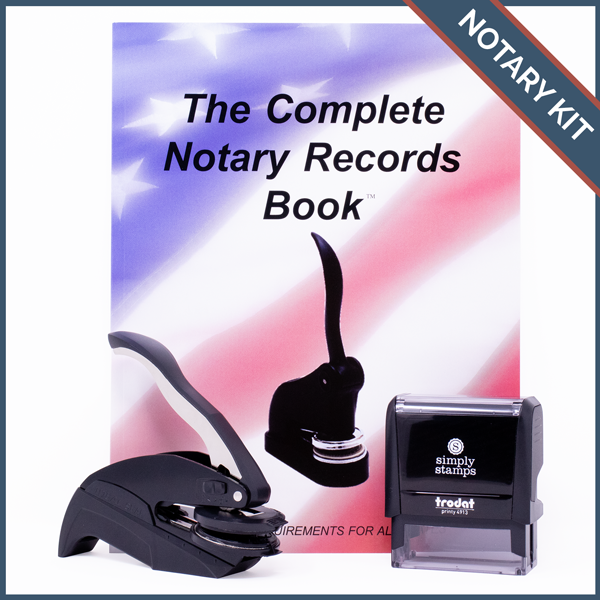 New Mexico Value Notary Kit