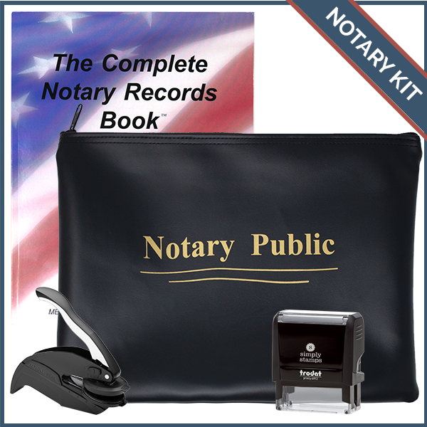 Wisconsin Common Notary Kit