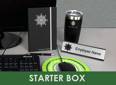 Welcome Boxes: Custom Gift Kit for